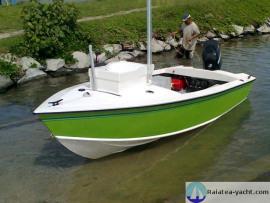 Raiatea 16' Potimarara NEUF - Raiatea Yacht Broker