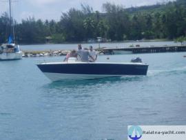 Raiatea 24' Console NEUF - Raiatea Yacht Broker