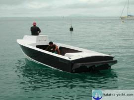 Raiatea 24' Poti Marara NEUF - Raiatea Yacht Broker