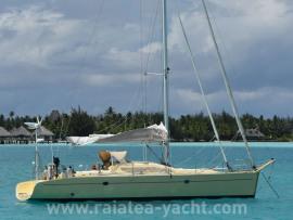 Randonneur 1200 - Raiatea Yacht Broker