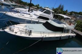 RIVA SUPERAMERICA 50 - Raiatea Yacht Broker