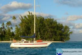 Romanée - Raiatea Yacht Broker