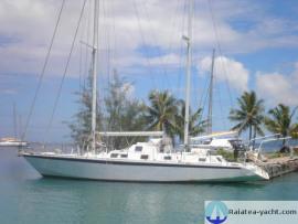 Ketch Le Sagien - Raiatea Yacht Broker