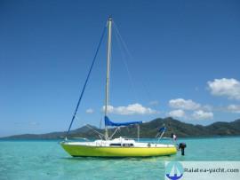 Samourai - Raiatea Yacht Broker