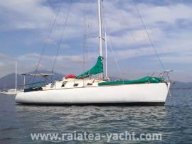 Sayan 42 - Raiatea Yacht Broker