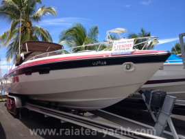 scarab 34 - Raiatea Yacht Broker