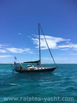 Seabreeze 35 - Raiatea Yacht Broker