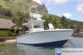 Sea Vee 340 - Raiatea Yacht Broker