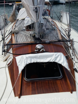 Sloop bois moulé 12 - SOLD