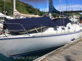 Sloop Bois 13 m - Raiatea Yacht Broker