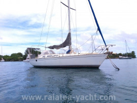 Sun Fizz 40 - VENDU-SOLD - Raiatea Yacht Broker