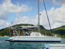 Sun Cat 40 - Raiatea Yacht Broker