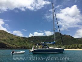 Sun Fizz 40 A - Raiatea Yacht Broker