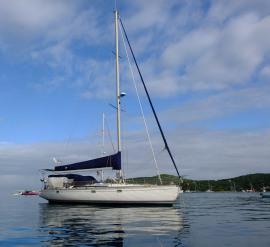 Sun Kiss 45 H - Raiatea Yacht Broker