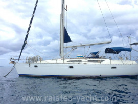 Sun Odyssey 42 - Raiatea Yacht Broker