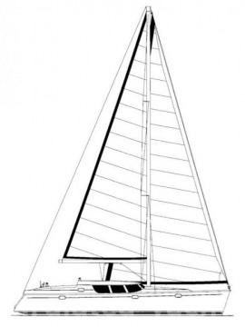 Sun Odyssey 43 DS