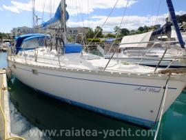 Sun Odyssey 44 - Raiatea Yacht Broker