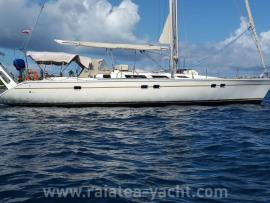 Sun Odyssey 51 - Raiatea Yacht Broker