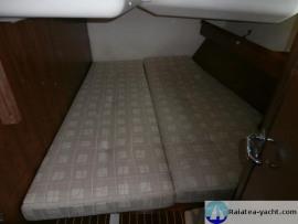 Sun Odyssey 49 cabine arriere