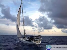 Sun Odyssey 49 en nav