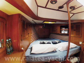 Double cabin fore