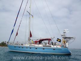 Tayana 55 - Raiatea Yacht Broker