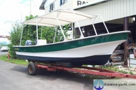 Te Aito 24' NEUF - Raiatea Yacht Broker