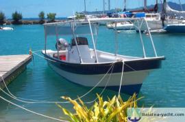 Te Aito 27' NEUF - Raiatea Yacht Broker