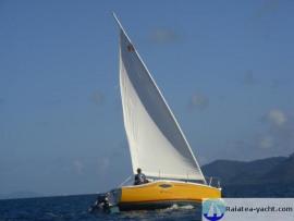 Tilapia 6,50 - Raiatea Yacht Broker