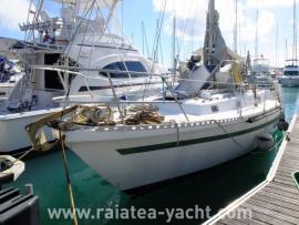 Trismus 37 M - Raiatea Yacht Broker