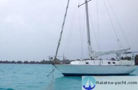 Trismus 32 - Raiatea Yacht Broker