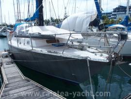 Trismus 40 Alu - Raiatea Yacht Broker