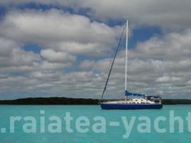 Triswood 40 - Raiatea Yacht Broker