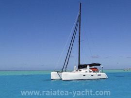 TS 50 - Raiatea Yacht Broker