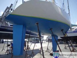 Two tonner Alu 35'