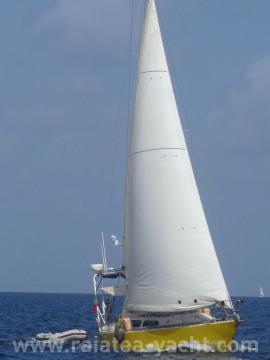 Van de Stadt 34 - Raiatea Yacht Broker