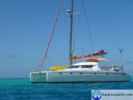 Venezia 42 M - Raiatea Yacht Broker