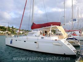 Venezia 42 Z - Raiatea Yacht Broker