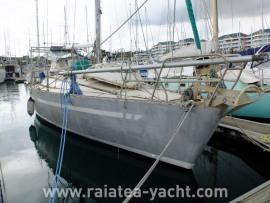 Via 39 - Raiatea Yacht Broker