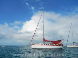 Voilier Acier Keragan - Raiatea Yacht Broker