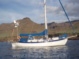 Westsail 32 M - UNDER OFFER - Raiatea Yacht Broker