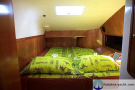 cabine arriere tribord