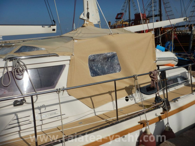 Amel 54 • RY checked / AMEL for sale in Tahiti | Raiatea