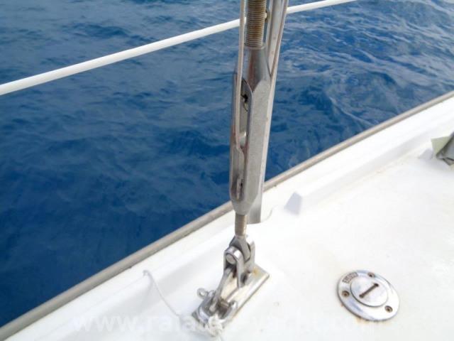 dufour 35 a    dufour yachts  u00e0 vendre  u00e0 tahiti