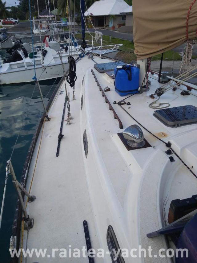 Tartan 37 / Tartan Yachts for sale in Tahiti   Raiatea-yacht