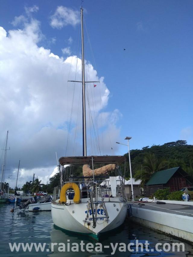 Tartan 37 / Tartan Yachts for sale in Tahiti | Raiatea-yacht