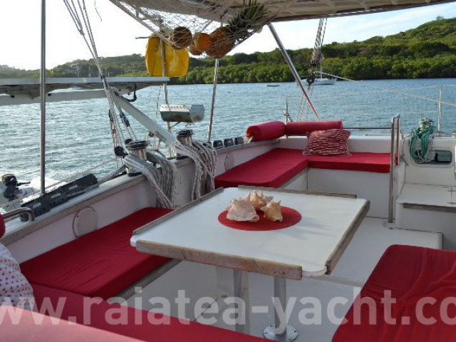 Outremer 45 C / Atelier Outremer for sale in Tahiti